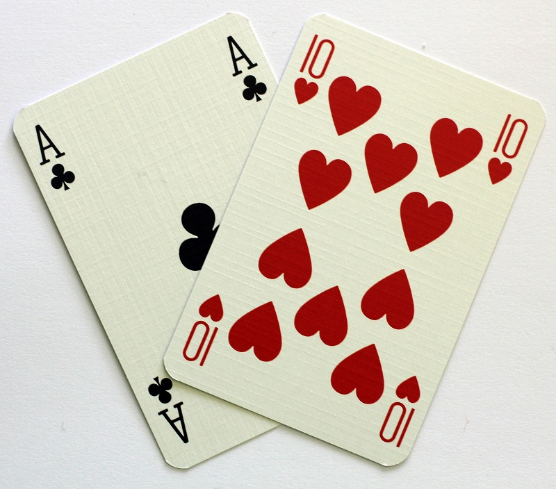 It should be stored from exceeding 21 then other cards are symbolized by their number.